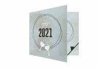 Fotopřání PF 2021, 14x14 cm
