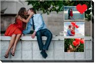 Obraz, Tvůj projekt láska, 40x30 cm