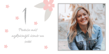 Fotokniha Nejlepší přítelkyně - 12 důvodů , 20x20 cm