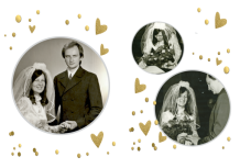 Fotokniha Výročí svatby , 20x30 cm