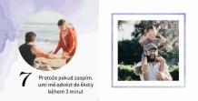 Fotokniha Nejlepší tatínek - 12 důvodů, 20x20 cm
