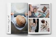 Měkká fotokniha Koláž z rodinných fotiek, 20x30 cm