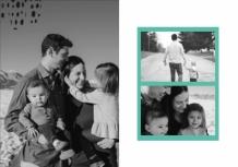 Fotokniha Family, 20x20 cm