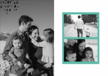 Fotokniha Family, 20x30 cm