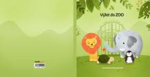 Fotokniha Personalizovaná pohádka Výlet do zoo , 20x20 cm