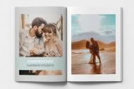 Měkká fotokniha Svatební fotografie , 15x20 cm