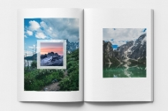 Měkká fotokniha Portfolio Vašich fotografií , 15x20 cm