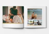 Měkká fotokniha 30. narozeniny , 20x20 cm