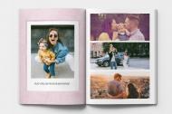 Měkká fotokniha 30. narozeniny , 20x30 cm