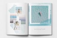 Měkká fotokniha Oceán, 20x30 cm