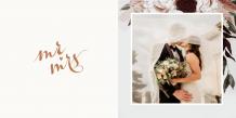 Fotokniha Wedding time, 20x20 cm
