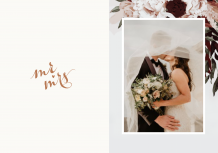 Fotokniha Wedding time, 20x30 cm