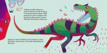 Fotokniha Jak jsem potkal dinosaury, 20x20 cm