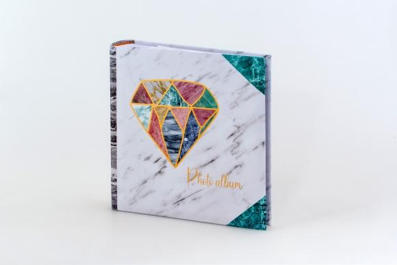 Fotoalbum Diamant 200 fotografií , 21x22 cm