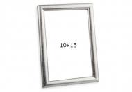 Fotorámeček Setřené stříbro, 10x15 cm