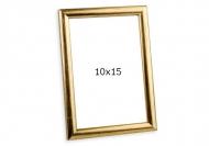 Fotorámeček Stírané zlato, 10x15 cm