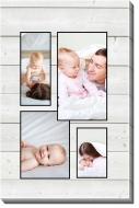 Obraz, Nejkrásnější společné chvíle, 20x30 cm
