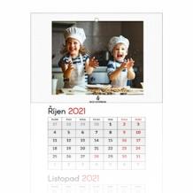 Tříměsíční kalendář, Naše vzpomínky, 30x85
