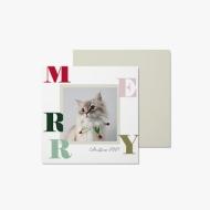 Fotopřání Merry, 14x14 cm