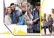 Fotokniha Prohlídka města, 20x30 cm