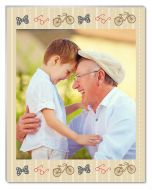 Fotopanel, Milovanému dědečkovi, 10x15 cm