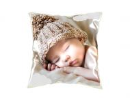 Polštářek, bavlna, Sladký spáč, 25x25 cm