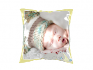 Polštářek, bavlna, Medvídkovy sny, 38x38 cm