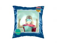 Polštářek, bavlna, Sladké okamžiky dítěte, 38x38 cm