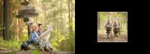 Fotokniha Váš kontrastní projekt, 30x20 cm