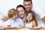 Tričko dětská, Moderní rodinka
